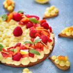 tarte citron facile sans moule
