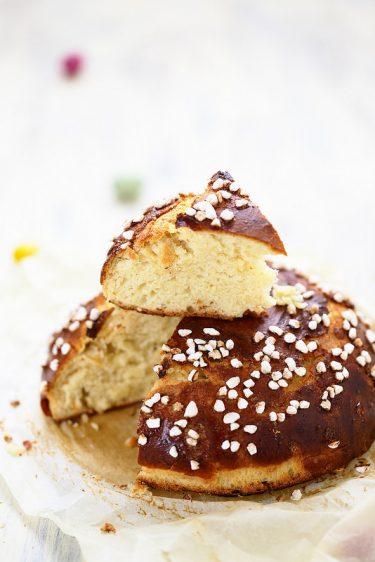 Dix recettes brioches Pâques salées et sucrées