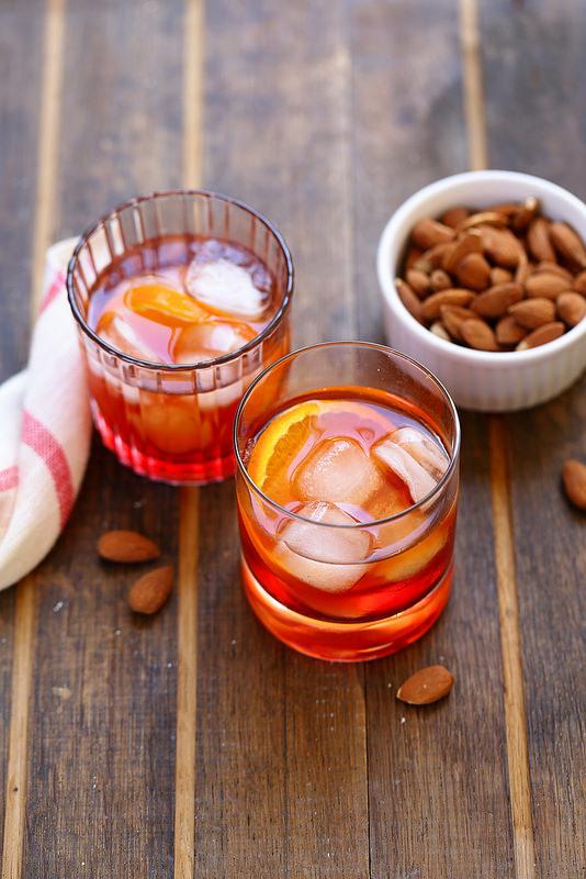 Recette du Negroni cocktail italien