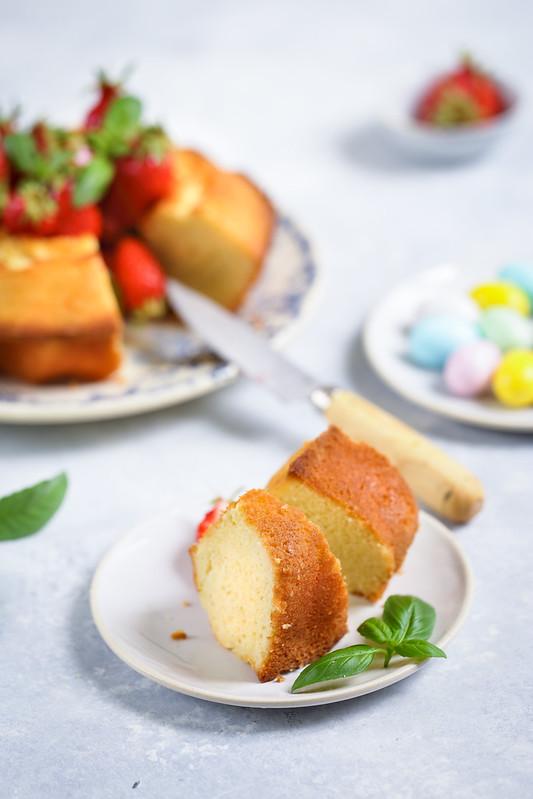 Cake citron sans gluten recette f