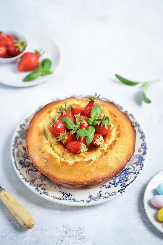 Recette cake sans gluten facile
