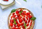 recette tarte fraises classique