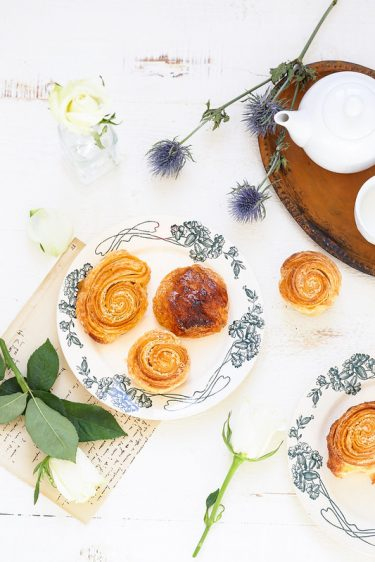 Kouign amann pain feuillete breton