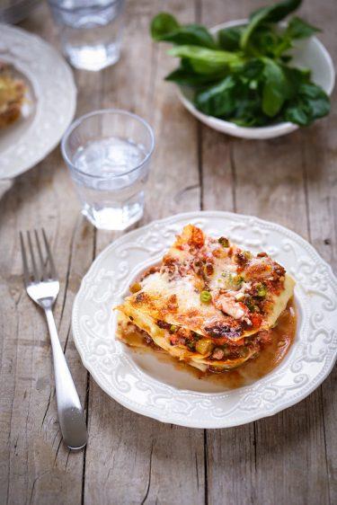 Lasagnes bolognaises belle-maman