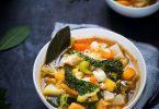 potage legumes hiver recette legere