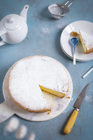 Torta margherita gâteau italien fondant