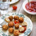 Boulettes vegetariennes fromage recette pas chere