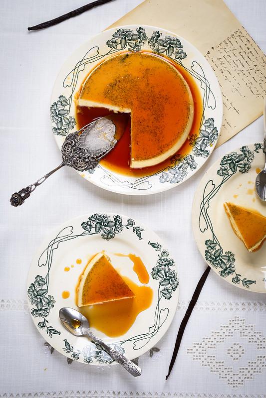 Creme caramel recette facile