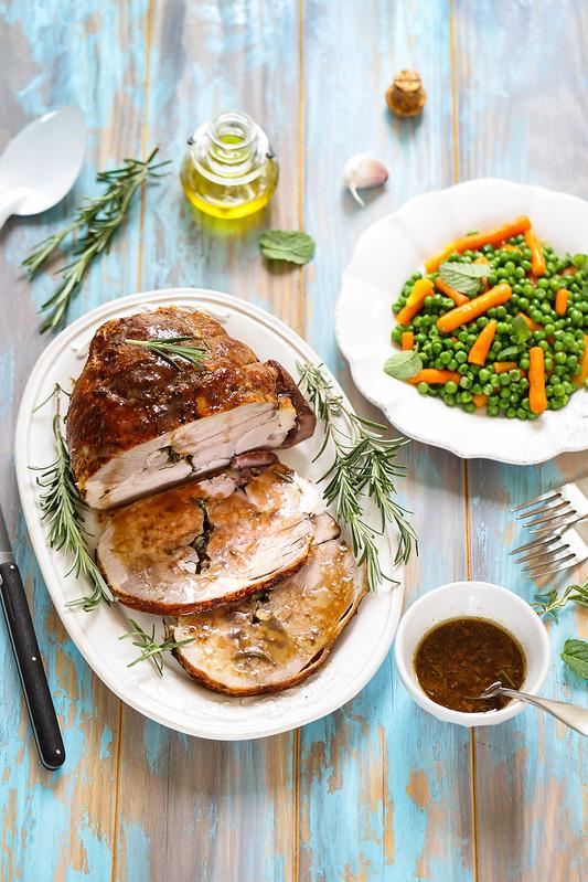 Perfect Roast Lamb Recipe