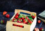 Gateau cagette aux fraise recette video pas a pas