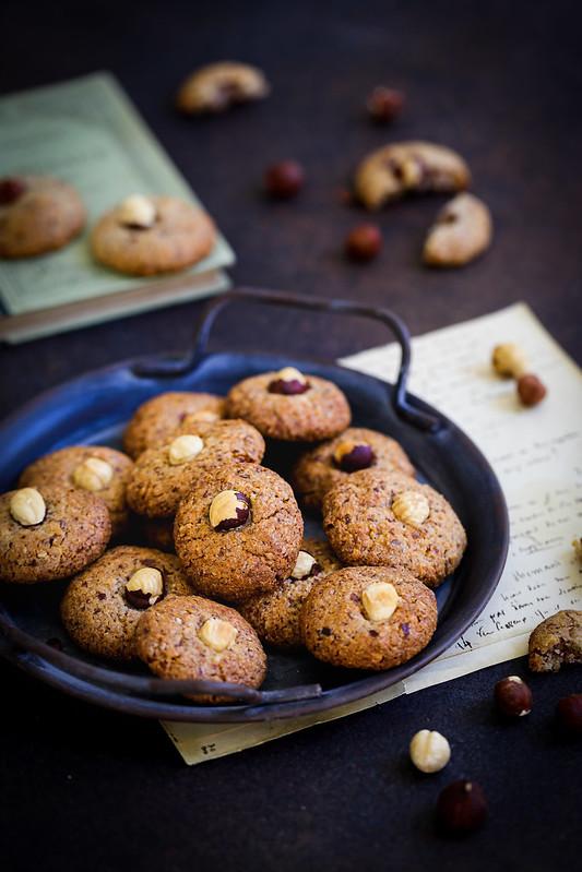 Amaretti noisettes vegan sans gluten recette facile