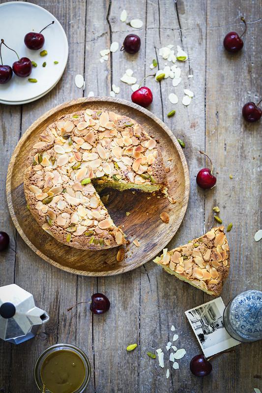 Fondant amande pistaches recette sans gluten