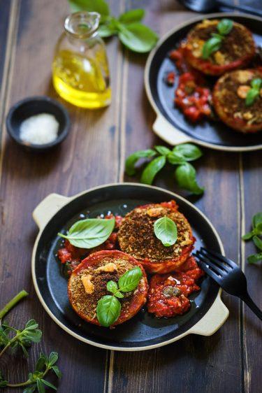 Fonds artichauts sauce tomate recette italienne