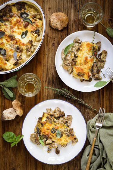 Cannelloni poulet champignon recette facile