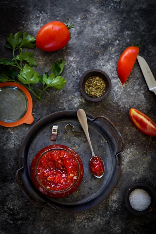 Confiture tomates recette facile