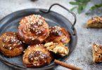 Brioche roulee cannelle farine epeautre