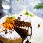 Gateau carottes sans beurre sans gluten recette