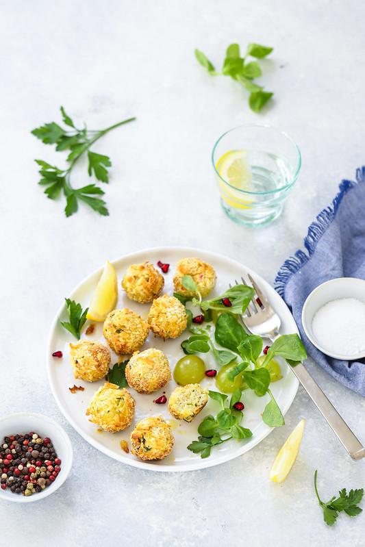 boulettes poisson legeres italiennes recette facile