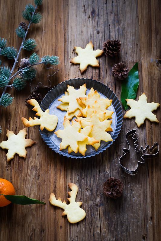 Shortbread citron recette facile biscuits