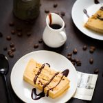 glace cafe caramel meringue noix