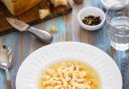 Passatelli bouillon recette italienne soupe
