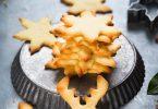 biscuits shortbread citron sans oeufs recette facile