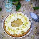 Tarte creme pistache recette facile