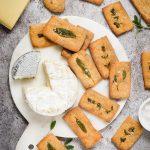 Crackers facon pain lavosh farine complete
