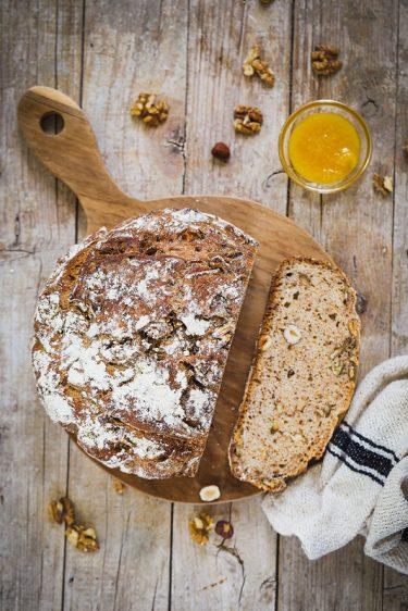 pain sans petrissage nule epeautre