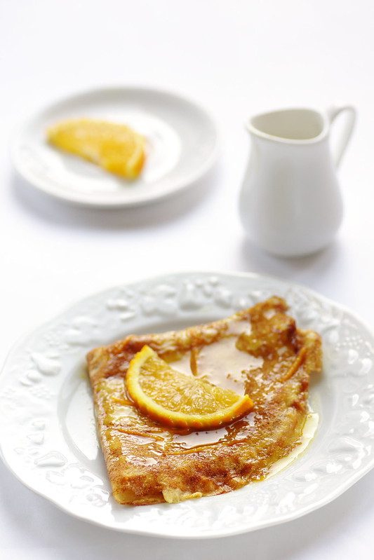 Recettes crepes sucrees salees faciles