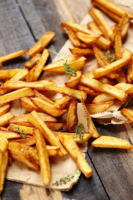 reussir fritures sans friteuse astuces temperature type huile