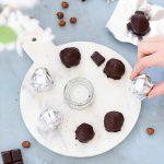 Chocolats maison noisettes baci perugina recette video