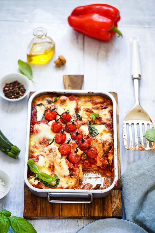 Lasagnes cannellonis quinze recettes italiennes viande poisson vegetarien
