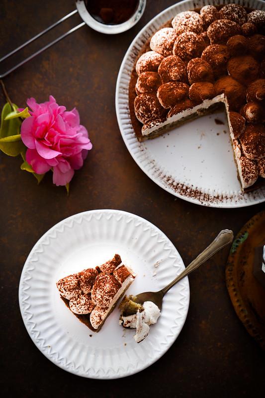 tarte cafe mascarpone amandes facon tiramisu