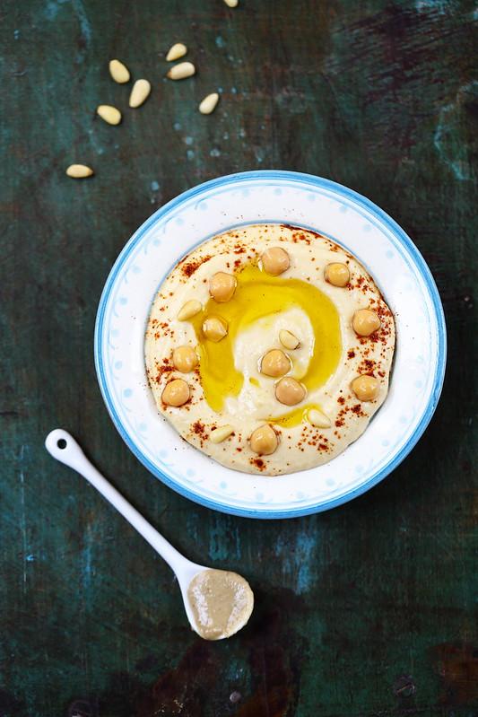 trente recettes pois chiches aperitif tartinades soupe salade