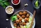 Boulettes boeuf thai recette facile