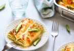 cannelloni asperges jambon recette italienne