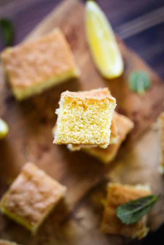 moelleux citron recette facile