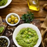 Tartinade olives artichauts recette italienne