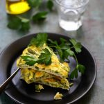 omelette asperges cuite four