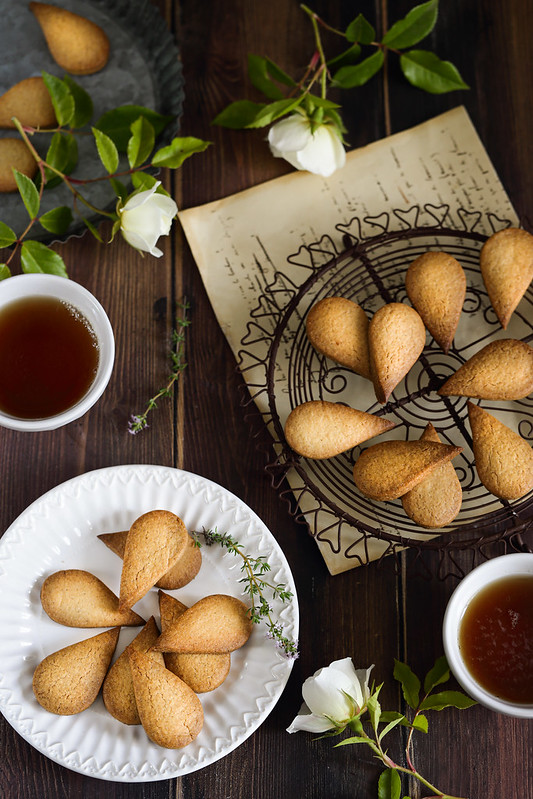 Biscuits cannelle cardamome recette
