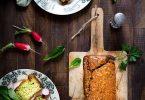 cake camembert herbes recette facile