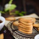 Biscuits sablés cannelle