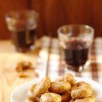 taralli ou tarallucci au vin rouge