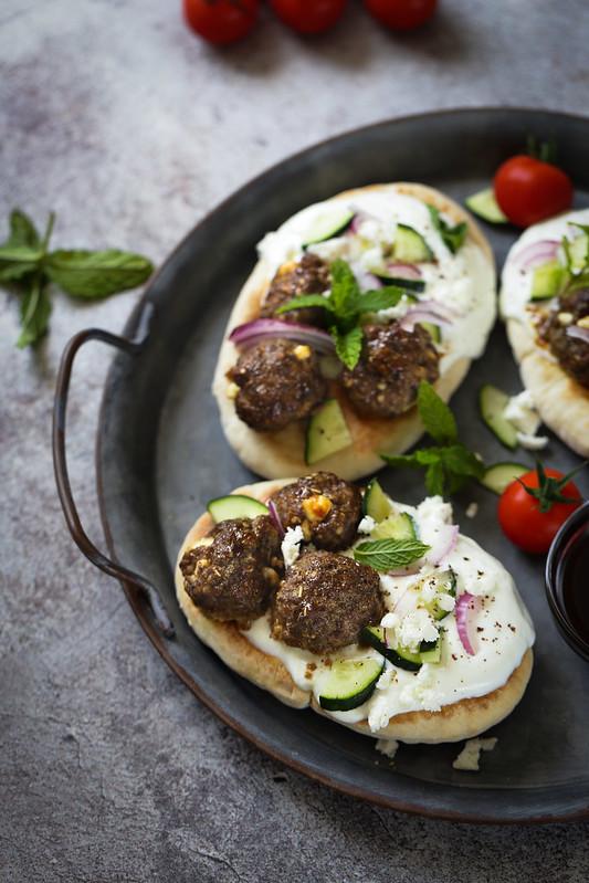 boulettes viande feta recette facile