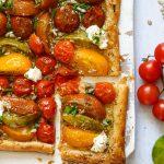 tarte fine tomates