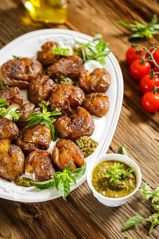 Pommes de terre tapees roties recette facile