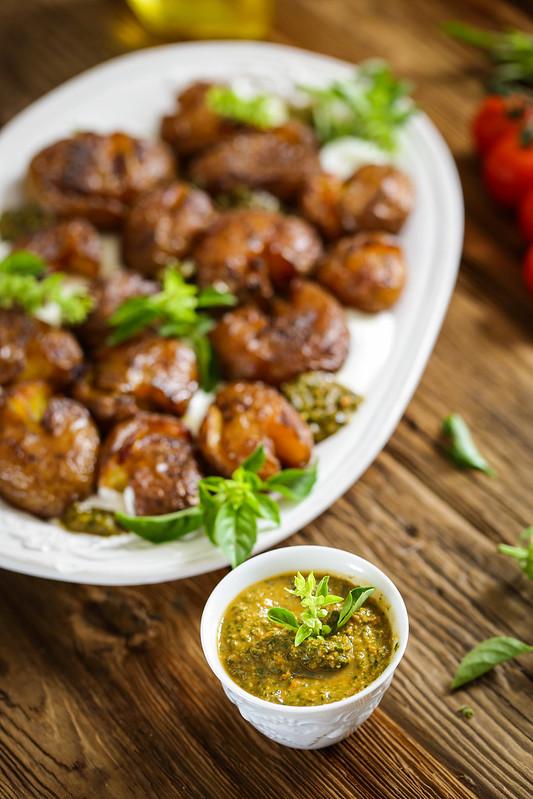 pommes de terre tapees recette facile