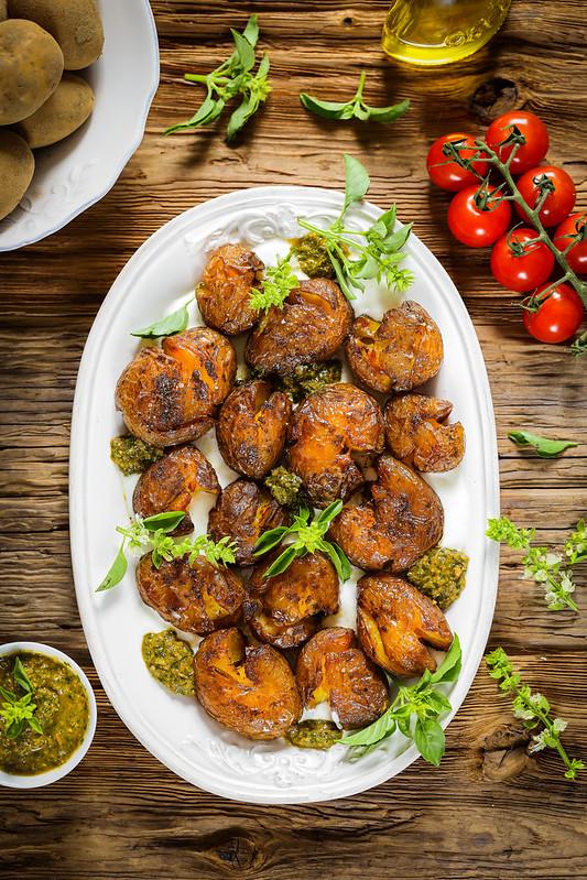 pommes de terre roties tapees recette facile