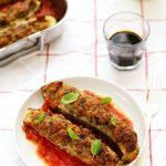 courgettes farcies viande rome recette italienne
